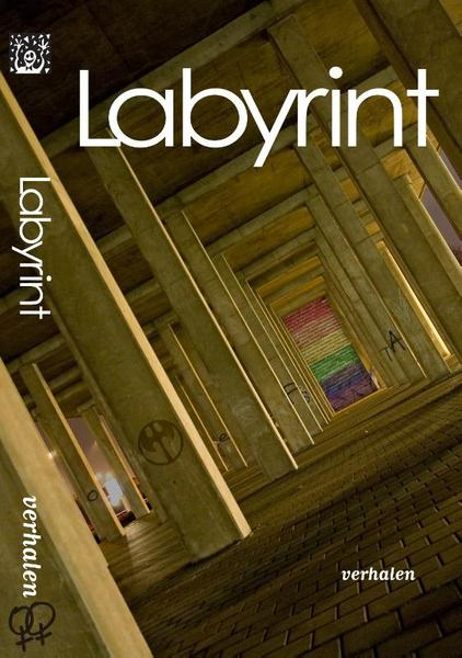 Labyrint - (ISBN 9789490952167)